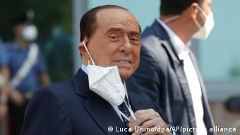 Ξανά στο πολιτικό προσκήνιο ο Σίλβιο Μπερλουσκόνι