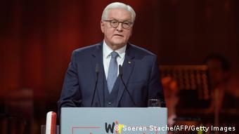 Deutschland Potsdam | Zentrale Feierlichkeiten zum Tag der Deutschen Einheit | Frank-Walter Steinmeier