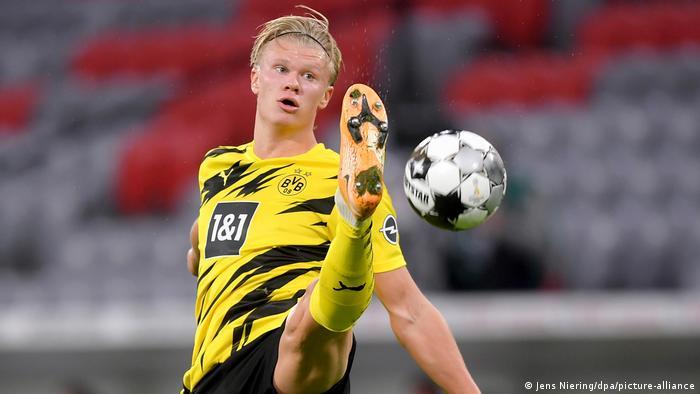 Bundesliga - Borussia Dortmund gegen SC Freiburg | Haaland