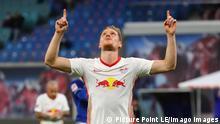 Fußball Bundesliga I RB Leipzig - FC Schalke 04