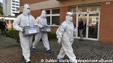 Tschechien Wahlen Krankenhaus Coronakrise