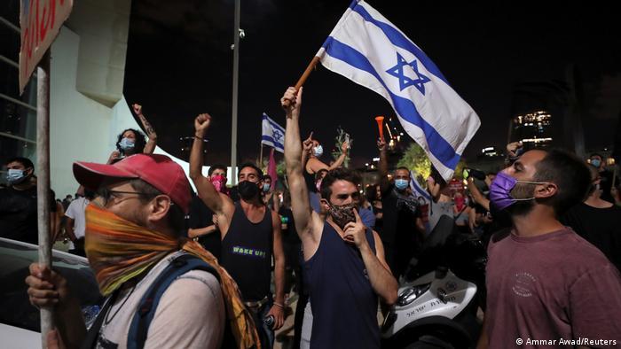 Israel Tel Aviv | Anti Regierungsproteste