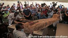 Ägypten Gizeh | Präsentation Sakkara Särge