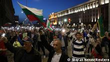 Bulgarien Sofia | Antiregierungsproteste