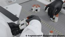 USA Corona-Pandemie | Regeneron Pharmaceuticals