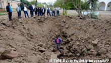 Bergkarabach weiterhin schwere Gefechte im Südkaukasus