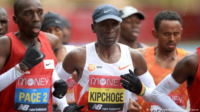 England   London Marathon   Eliud Kipchoge