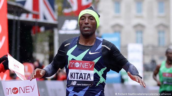 England   London Marathon   Gewinner Shura Kitata