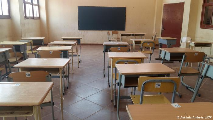 Angola |Coronavirus | Schule in Bengo
