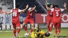 Persepolis Teheran, Halbfinale Champions League Asien gegen Al-Nasr (KSA)