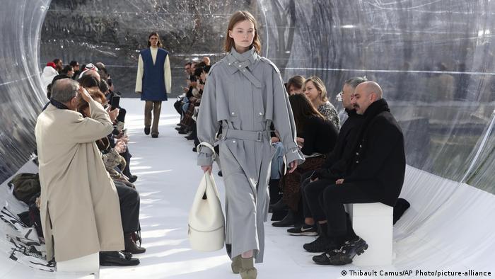 Modna revija Kenza u Parizu u veljači 2020.