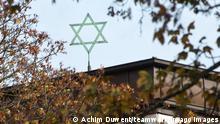Deutschland I Hohe Weide Synagoge in Hamburg
