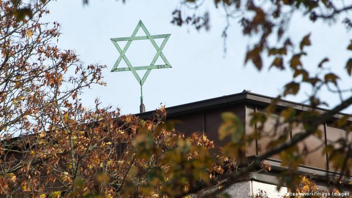 Синагога в Гамбурге