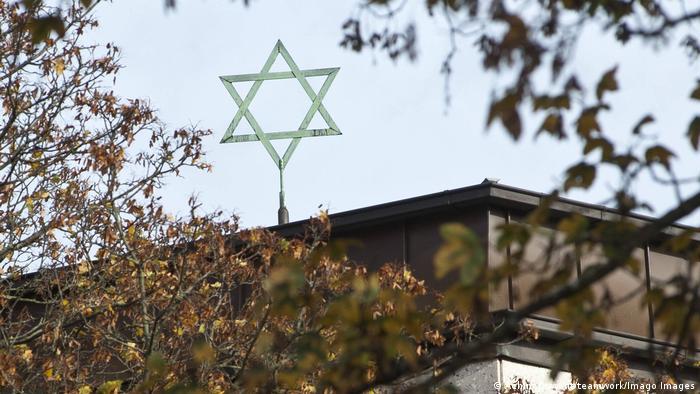 Deutschland I Hohe Weide Synagoge in Hamburg (Achim Duwent/teamwork/Imago Images)