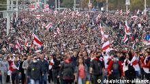 Weißrussland | Proteste in Minsk