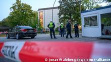 Hamburg | Angriff nahe Synagoge