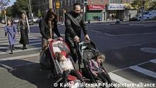 New York | Familie Kinder Coronakrise