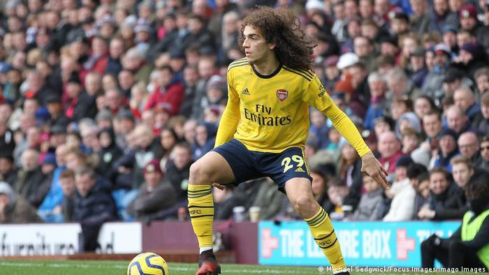 Premier League Burnley - Arsenal (Michael Sedgwick/Focus Images/Imago Images)
