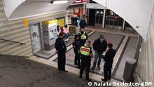 Köln | Maskenkontrolle am Bahnhof Köln-Süd