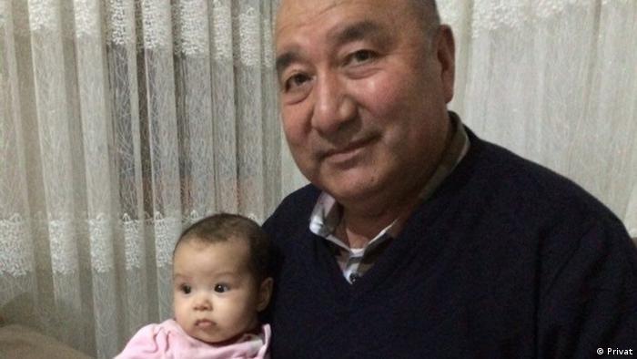 Fatimah Abdulghfur   uigurische Schriftstllerin   Familienfotos