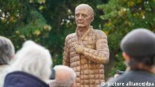 Deutschland | Gorbatschow Denkmal in Dessau-Roßlau