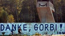 Deutschland | Gorbatschow Denkmal in Berlin