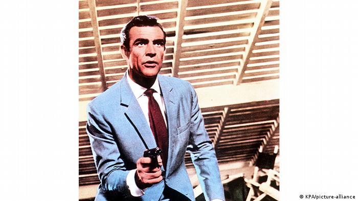 Dr. No, Sean Connery'nin oynadığı ilk Bond filmi oldu