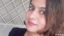 Shumaila Hussain | DW Urdu Blogerin