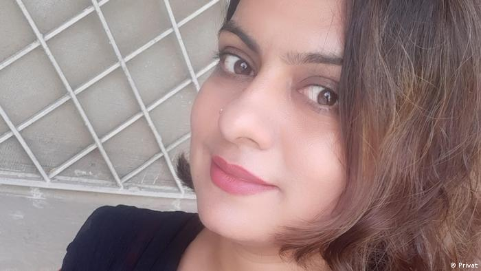 Shumaila Hussain   DW Urdu Blogerin