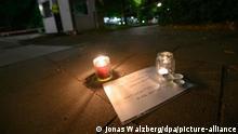Deutschland | Nach Angriff vor Hamburger Synagoge