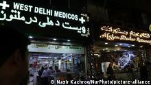 Indien   Straßenszene in Neu-Delhi