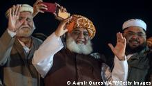 Maulana Fazlur Rehman |Mitglied der pakistanischen Nationalversammlung