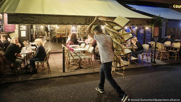 Francia intenta evitar mayores pérdidas económicas.