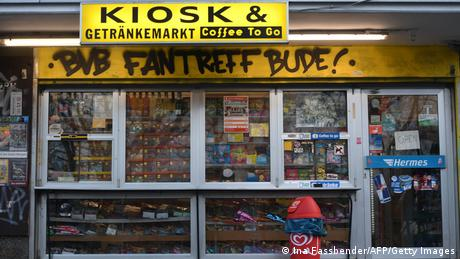Deutschland Kiosk in Dortmund (Ina Fassbender/AFP/Getty Images)