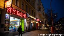Deutschland Kiosk l Spätkauf in Berlin