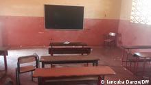 Guinea-Bissau I Schule I Wiedereröffnung