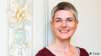 La editora Katja Cassing.