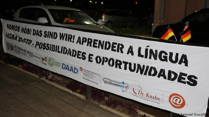 Sao Tome und Principe I Deutschkurse