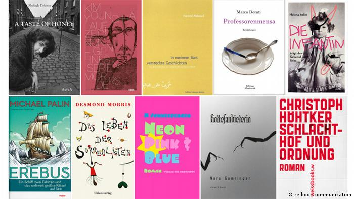 Deutschland Hotlist 2020 der Unabhängigen Verlage