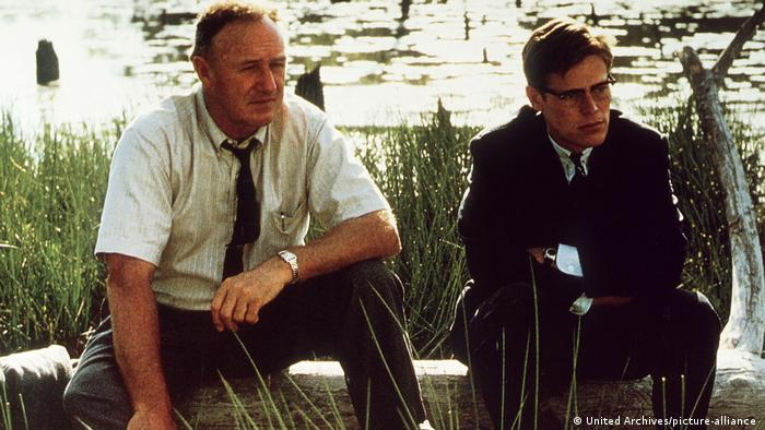 film still 'Mississippi Burning' with Gene Hackman and Willem Dafoe (United Archives/picture-alliance )