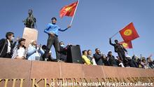 Kirgistan Proteste
