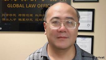 Cunzhu Zheng I Rechtsanwalt I Einwanderungsverbot USA (privat)