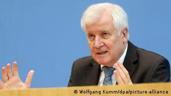 Horst Seehofer (Wolfgang Kumm/dpa/picture-alliance)