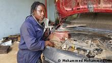 Nigeria HdM: Kaduna Mechanikerin (F)
