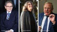 Schweden Die 3 Physik-Nobelpreisträger 2020