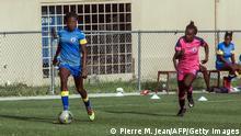 Haiti Nationales Trainingszentrum des Fußballverbandes | Spielerinnen
