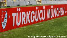 Fußball Türkgücü München