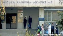 Ukraine I Coronavirus I Kiew