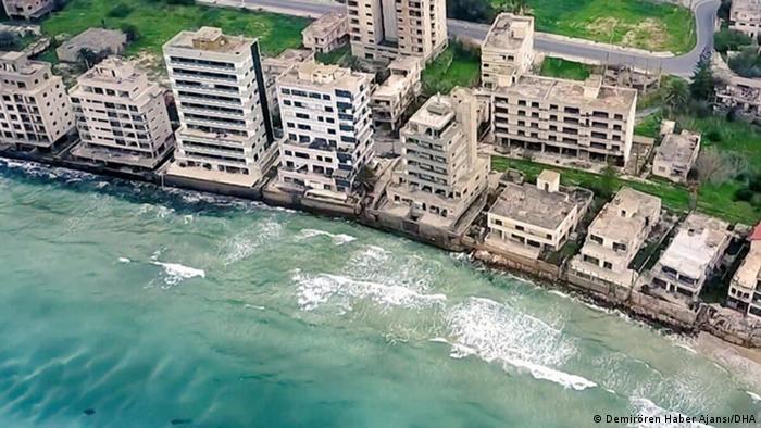 اعادة افتتاح ساحل فاروشا شمالي قبرص قد يخلق نقطة توتر جديدة في شرق المتوسط