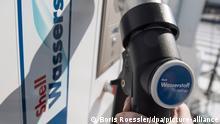 Shell I Tankstelle I Energie